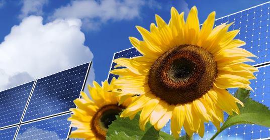 Energiegigant Sonne